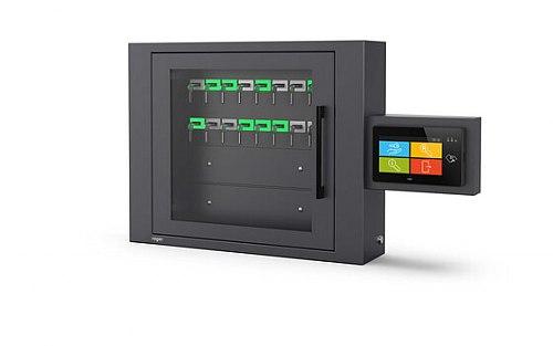 RKD32-16 - Elektroniczny depozytor kluczy bez panelu sterującego