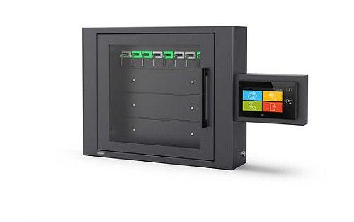 RKD32-8 - Elektroniczny depozytor kluczy bez panelu sterującego