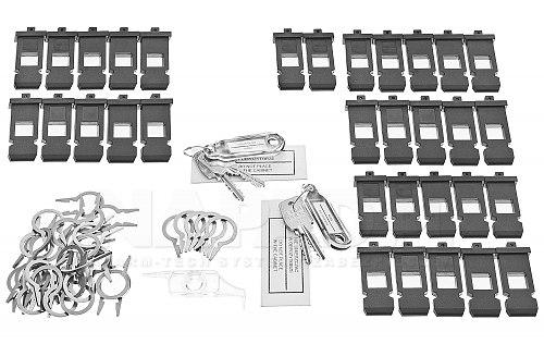 RKD32 - akcesoria dostępne w zestawie