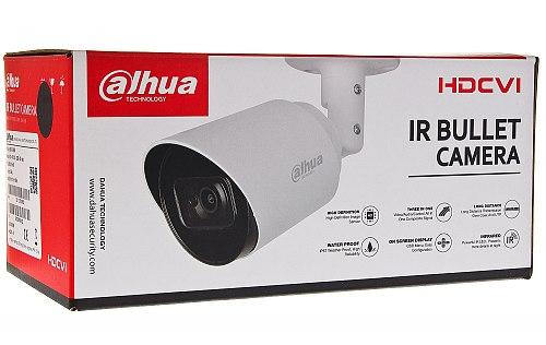 Opakowanie kamery Dahua HAC-HFW1230T-A