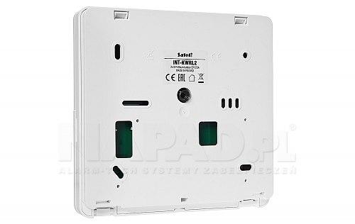 Manipulator LCD INT-KWRL2-W