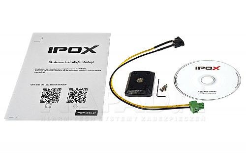 PX BI5000AS P - sieciowa kamera do monitoringu