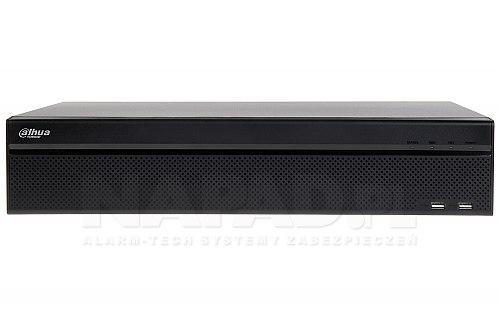 Rejestrator sieciowy DHI-NVR5816-4KS2 / DHI-NVR5816-16P-4KS2E Dahua Pro