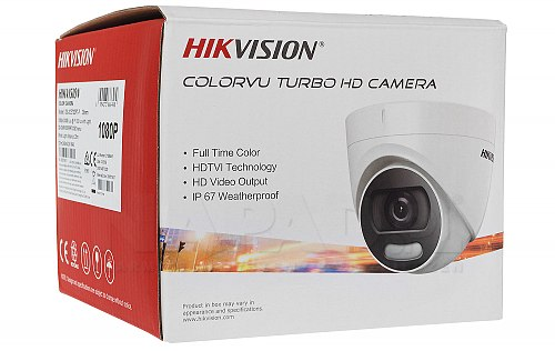 Hikvision DS2CE72DFTF