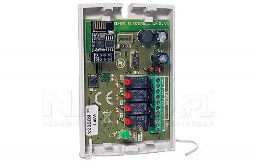 Moduł WiFi do sterowania urządzeniami WF-1 Elmes
