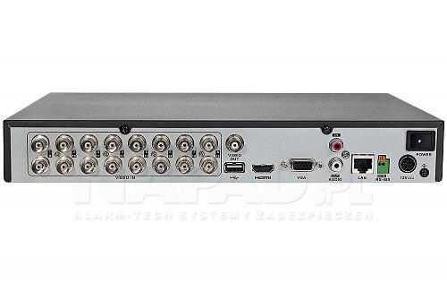 iDS-7216HQHI-K1/4S - rejestrator TurboHD Hikvision