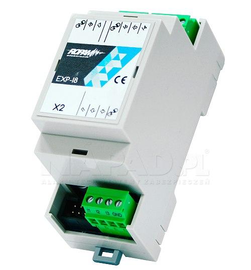 Ekspander wejść Ropam EXP-I8-D2M