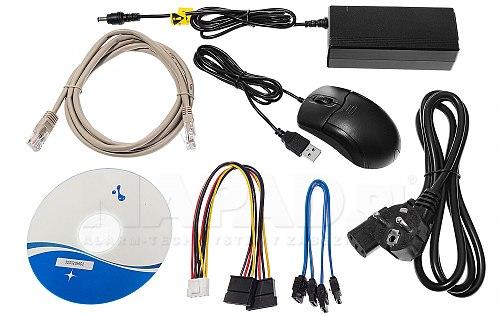 DS-7608NXI-I2/4S - rejestrator IP z funkcją filtrowania alarmów