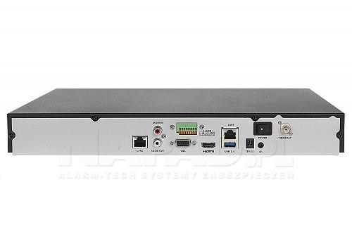 DS-7608NXI-I2/4S - rejestrator AcuSense Hikvision