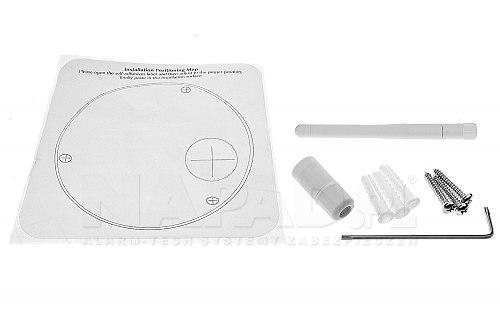 Akcesoria kamery Dahua WiFi DH-IPC-HDBW1235EP-W-0280B / DH-IPC-HDBW1235EP-W-0360B