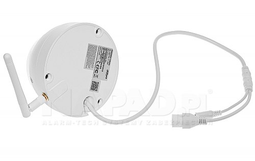 Kamera dome Dahua 4MP HDBW1435E-W-0280B / HDBW1435E-W-0360B