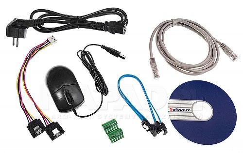 Akcesoria rejestratora Dahua NVR4216 16P I