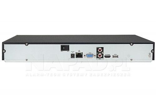 Rejestrator IP Dahua NVR2204-4KS2