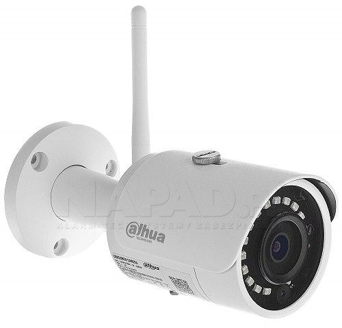 Kamera IP Dahua 2Mpx Wi-Fi DH-IPC-HFW1235S-W-0280B / DH-IPC-HFW1235S-W-0360B