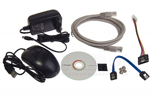 Akcesoria rejestratora IP Dahua NVR2104HS W 4KS2
