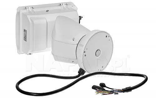 Kamera obrotowa IP PTZ Fuzyjna Dahua PT8620-TA60Z30