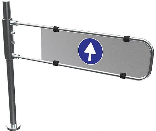 Mechaniczna bramka uchylna FLAG