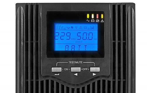 Zasilacz EAST UPS 500S-LCD