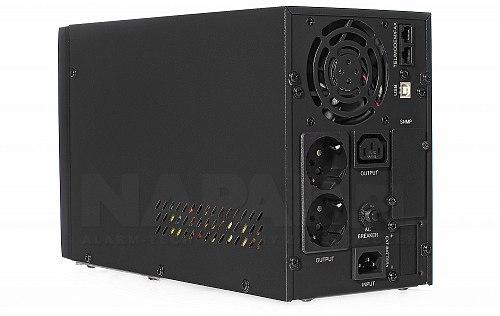 Zasilacz awaryjny UPS 1500 S LCD