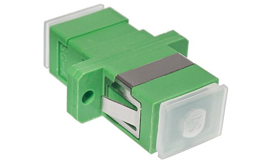 Adapter FO SM SC/APC simplex