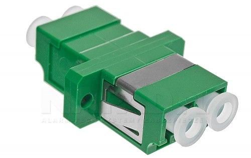 Adapter FO SM LC/APC duplex