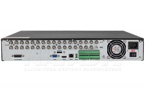 Wielosystemowy rejestrator DVR PX-HDR3224H-16A