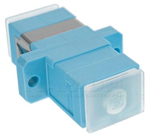 Adapter światłowodowy MM OM3 SC simplex