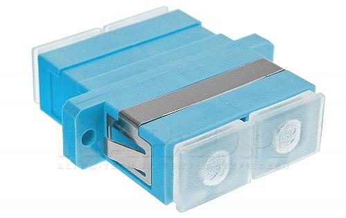 Adapter optyczny MM 50/125 OM3 2xSC
