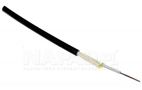 Kabel światłowodowy MM 12G OM3 LSOH