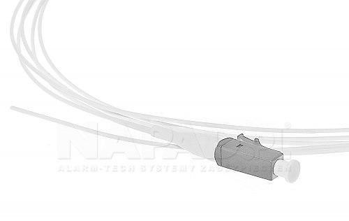 Pigtail światłowodowy LC / UPC MM62.5/125 OM1