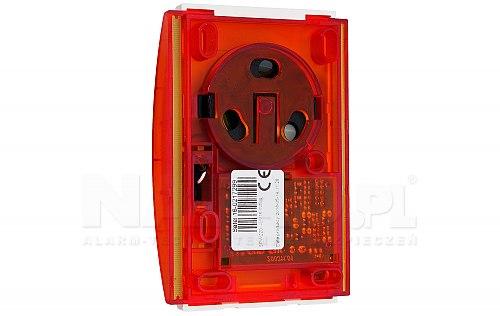 Sygnalizator Satel kolor czerwony - SPW 220