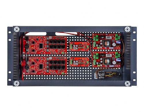 Switch 16-portowy PoE IPUPS-16-20-R5U0
