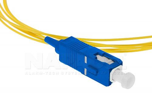 Pigtail światłowodowy SC UPC SM 9/125 G.657A