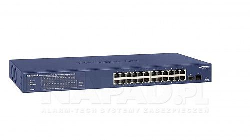 Switch 24-portowy GS724TP-200EUS