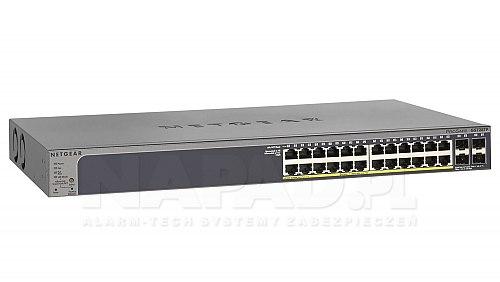 Switch 24-portowy GS728TP-100EUS