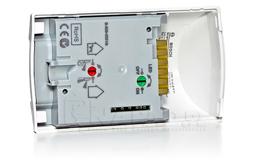 Czujnik ruchu ISC-BPR2-WP12
