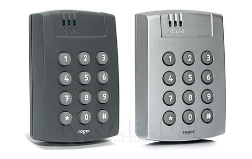 Zamek szyfrowy + czytnik zbliżeniowy zewnętrzny PRT64EM-G