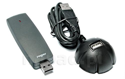Czytnik USB RUD-2