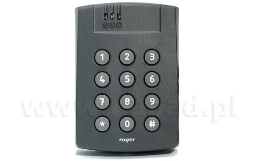 Zewnętrzny kontroler dostępu z klawiaturą PR611