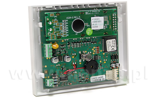 Manipulator LCD INT-KLCDS-GR