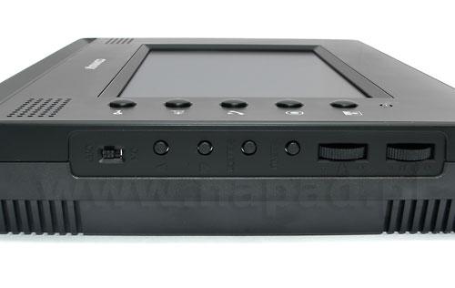 Monitor wideodomofonowy kolorowy CDV-70AD COMMAX