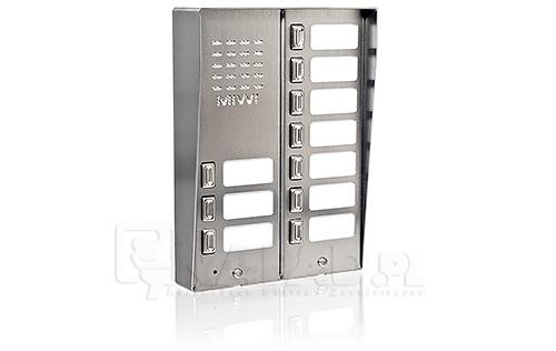 Panel rozmówny z 10 przyciskami MIWUS 525/10D