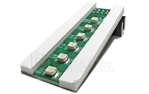 Panel LED Ropam LR-6 STATUS