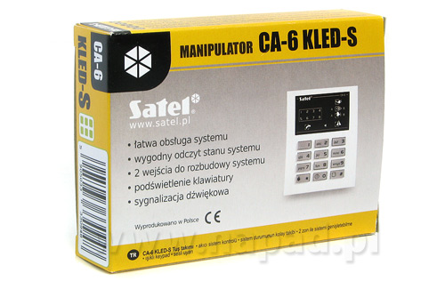 Manipulator CA-6 KLED-S