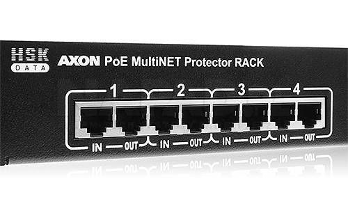 Zabezpieczenie PoE Multi Net Protector RACK