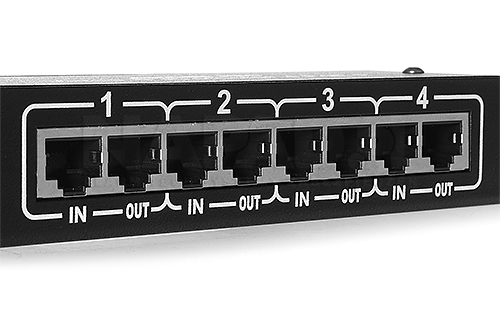 Zabezpieczenie PRO Video IP Protector 4 PoE+