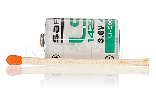 Bateria BAT 3V6 1/2AA [CR14250SL]