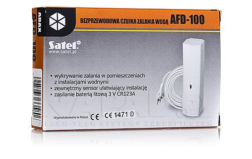 ABAX bezprzewodowa czujka zalania wodą AFD-100