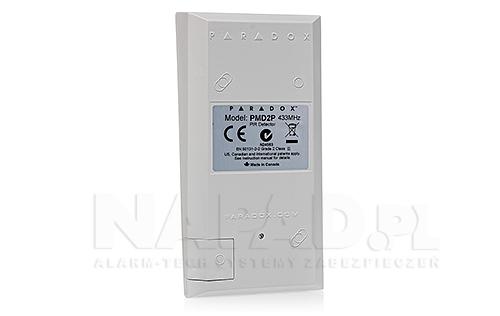 Bezprzewodowy czujnik PIR MG-PMD2P PARADOX
