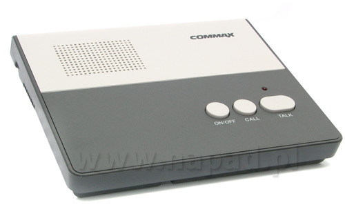 Intercom, stacja nadrzędna CM-801